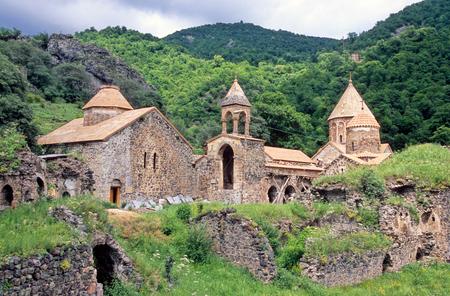 Հայկական եկեղեցի մը Ղարաբաղի մէջ